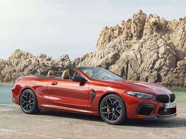 画像: BMW M8カブリオレが最先端レーシングテクノロジーを満載して登場、V8ツインターボに4輪駆動システムを組み合わせる