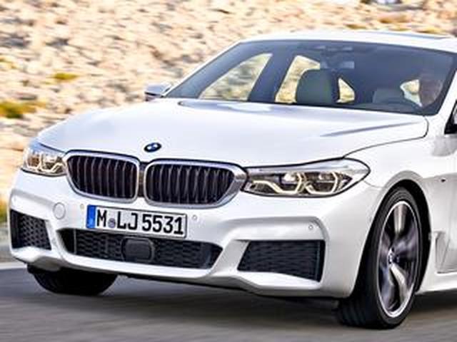 画像: BMW 623d グランツーリスモ追加。ディーゼル搭載で長距離ドライブをさらに快適に
