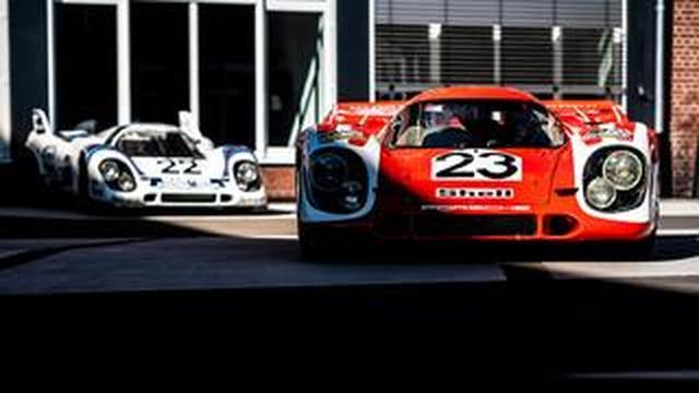 画像: ポルシェ伝説の耐久レースマシン「917」が大集結。圧巻の「生誕50周年記念展」(ポルシェ ミュージアム)