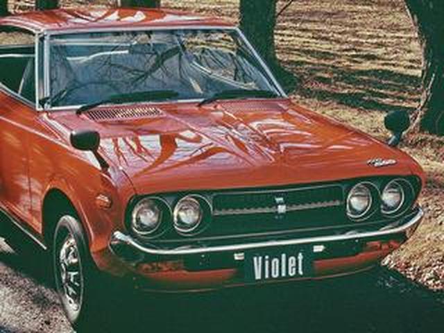 画像: 【昭和の名車 46】日産 バイオレットHT 1600SSS(昭和48年:1973年)