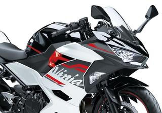画像: カワサキが「Ninja 400」の2020年モデルを発表! 2019年モデルとのカラーを見比べてみよう!
