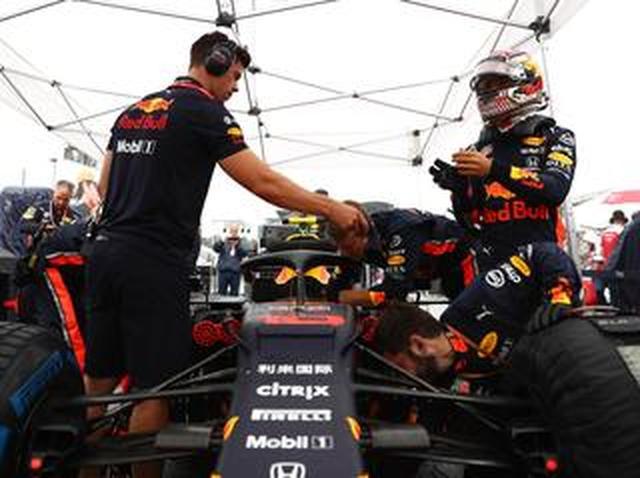 画像: F1第12戦 ハンガリーGP開幕、フリー走行2回目はレッドブル・ホンダが1位、2位を独占【モータースポーツ】