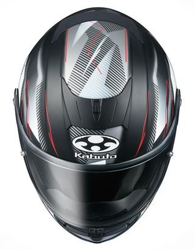 画像: Kabutoのフルフェイスヘルメット「エアロブレード・5 ゴー」が新登場!カラーは全3色!