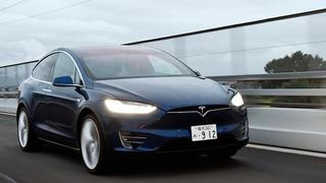 画像: 【最新SUVコレクション2】完全自動運転を見据えたEVのテスラ モデルX。高いスポーツ性能も魅力