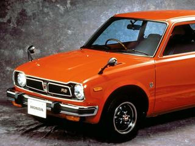 画像: 【昭和の名車 55】ホンダ シビック 1200RS:昭和49年(1974年)