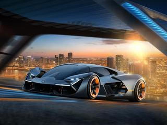 画像: 【ランボルギーニの限定車 8】テルツォミッレニオは規格外のエレクトリック スーパーカー