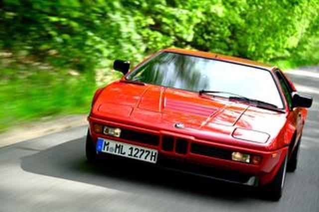 画像: 【真夏のスーパーカー特集06】BMW M1はレーシングカーの魂を入れられたスーパーカー!