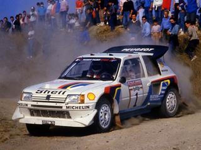 画像: 【WRC名車列伝 2】プジョー 205T16(1984-1986)はグループB規定をフルに生かした最強マシンだった