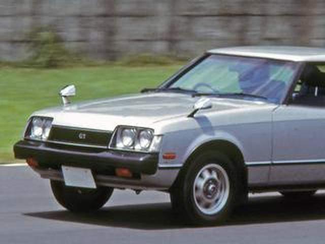 画像: 【昭和の名車 58】トヨタ セリカクーペ 2000GT:昭和52年(1977年)