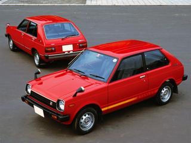 画像: 【昭和の名車 60】トヨタ スターレット 1300 3ドアS:昭和53年(1978年)