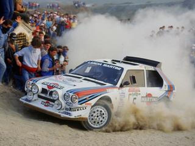画像: 【WRC名車列伝 3】ランチア デルタS4(1985-1986)は遅れてやってきた悲運のグループBカー