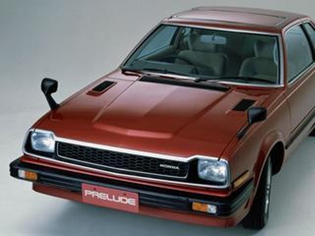 画像: 【昭和の名車 63】ホンダ プレリュード XR:昭和53年(1978年)