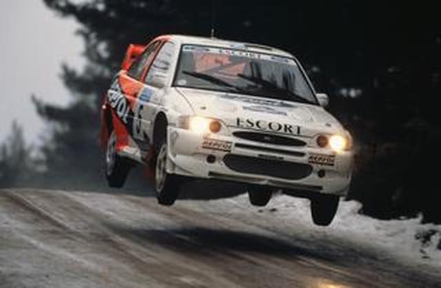 画像: 【WRC名車列伝 5】フォード エスコートRSコスワース(1993-1997)は躍進する日本車の前に立ちはだかった