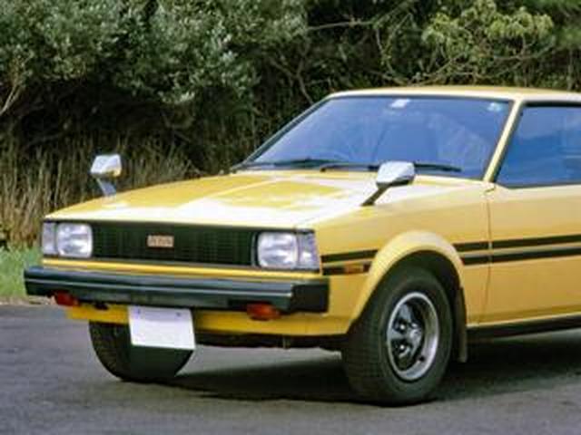 画像: 【昭和の名車 66】トヨタ カローラレビン:昭和54年(1979年)