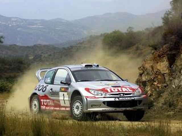 画像: 【WRC名車列伝 6】プジョー206 WRC(1999-2003)は日本車全盛時に登場し新たな時代を切り拓いた