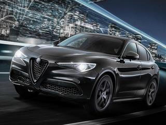 画像: アルファロメオ ステルヴィオに限定車「2.0ターボ Q4 モノクロームエディション」が登場