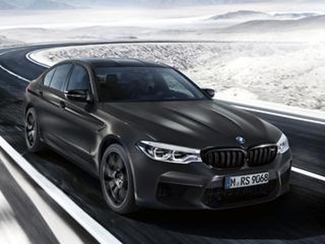 画像: BMW M5誕生35周年モデル「35 Jahre Edition」を日本で10台、世界で350台限定で発売