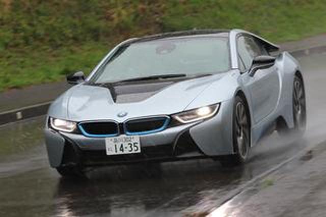 画像: 【動画】竹岡 圭のクルマdeムービー・アーカイブ「BMW i8」(2015年4月放映)