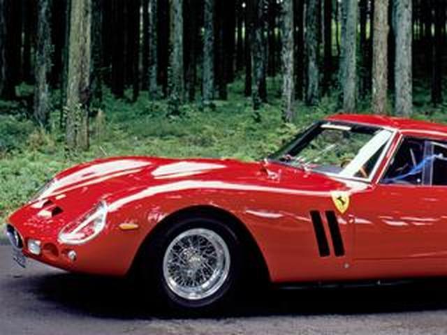画像: 【FRへの憧憬 01】フェラーリ 250GTOは、伝説のレーシング スポーツカー