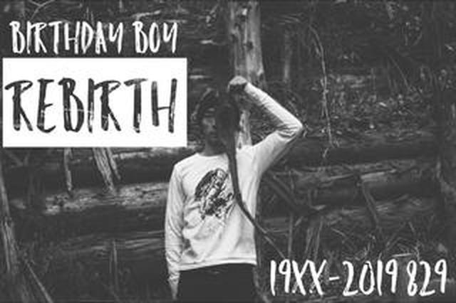 画像: birthday boy