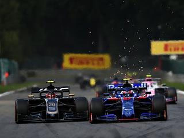 画像: F1第13戦ベルギーGP、トロロッソ・ホンダは7位と9位でフィニッシュ。スペック4のパワーユニットも大きく前進【モータースポーツ】