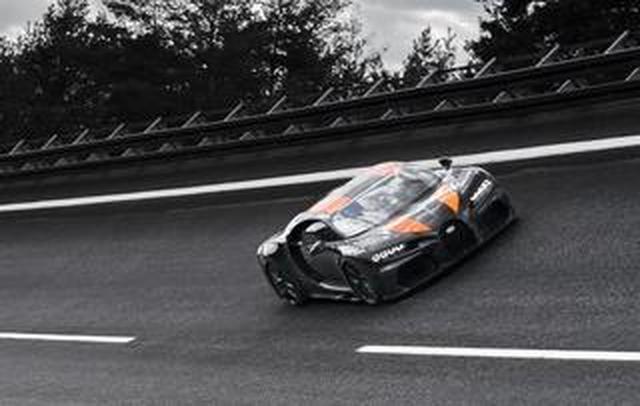 画像: 【続報・動画】ブガッティ シロンが300mph (480km/h)の壁を突破! 量産車最速の世界記録を樹立