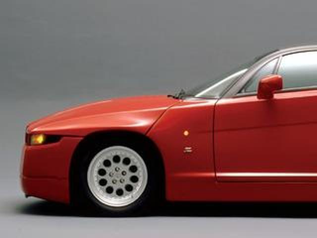 画像: 【FRへの憧憬 06】アルファロメオ SZは「怪物」と呼ばれたが実は正統派スポーツカーだった