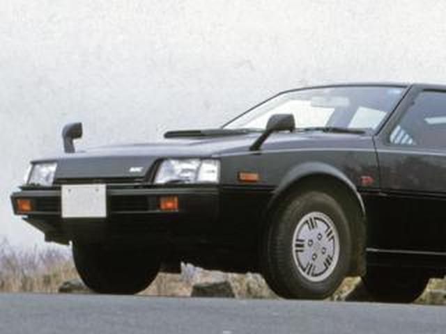 画像: 【昭和の名車 80】三菱 コルディア 1600GSR-Sターボ:昭和57年(1982年)