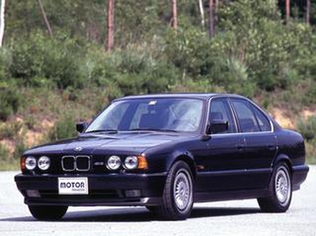 画像: 【BMW Mの系譜4】M5(E34)は高性能、高品質なスポーツセダンという個性を確立した