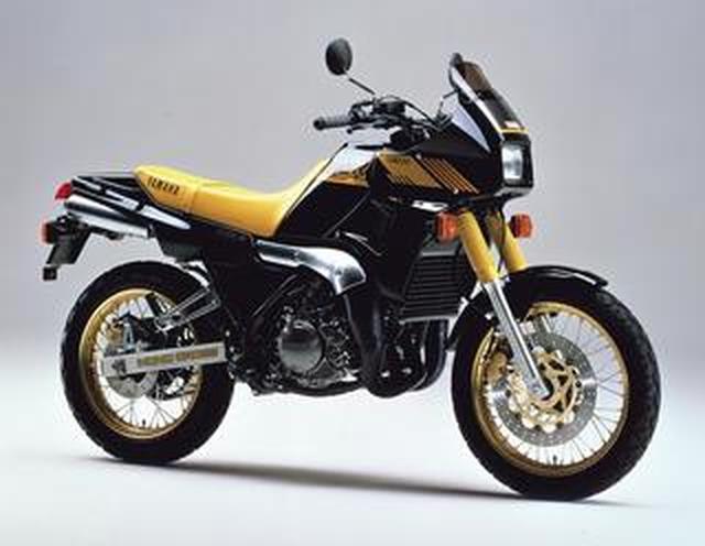 画像: YAMAHA「TDR250」時代が早過ぎた!? 2スト250アドベンチャー -1988年-【心に残る日本のバイク遺産】2サイクル250cc史 編