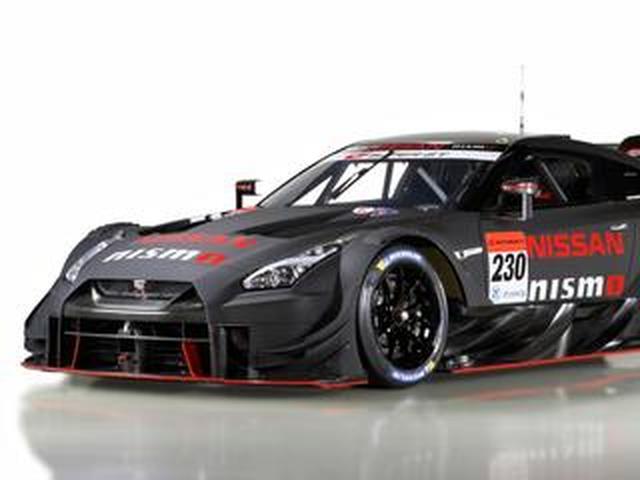 画像: 2020年 スーパーGTシリーズに参戦予定の「日産 GT-R NISMO GT500」を初公開