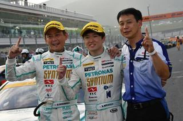 画像: ラスト4周の大逆転!SYNTIUM LMcorsaが5年越しの初勝利【スーパーGT選手権 GT300クラス】Rd06 オートポリス