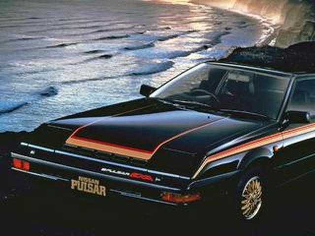 画像: 【昭和の名車 85】日産 パルサーEXA ターボ:昭和58年(1983年)