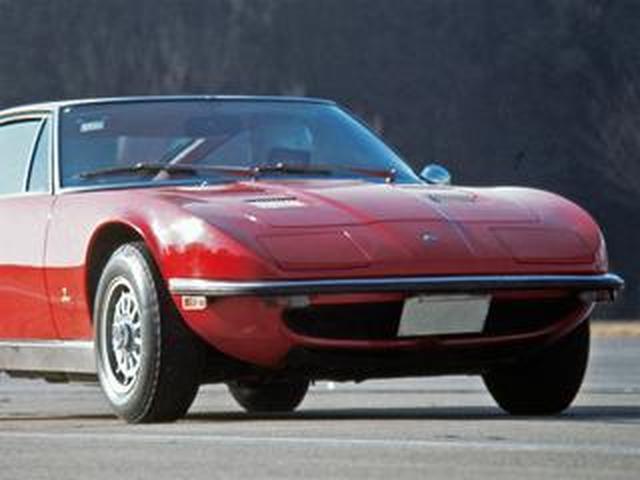 画像: 【FRへの憧憬 09】マセラティ インディは、老舗の気品と高級なインテリアが魅力のスーパーカー