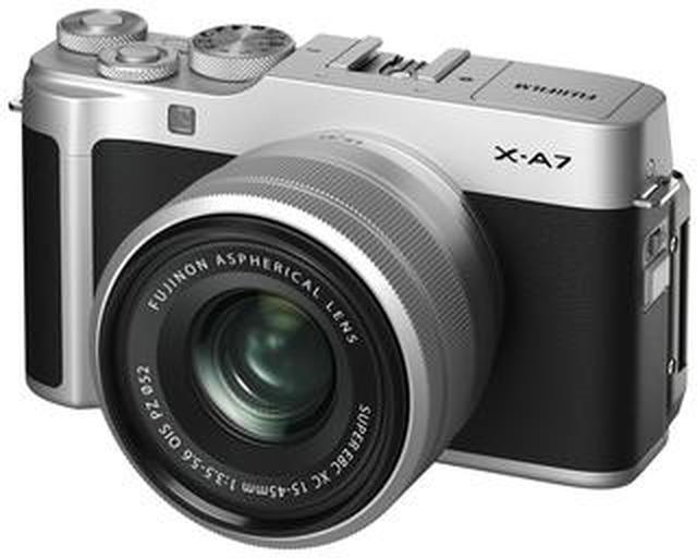 画像: Xシリーズ初のバリアングルモニター搭載 FUJIFILM X-A7