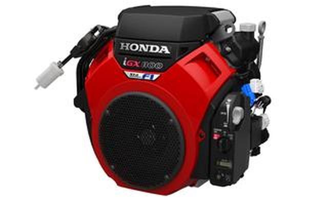 画像: ホンダが作業機械メーカー向け汎用エンジン新型「iGX」シリーズの国内受注を開始