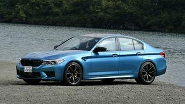 画像: 【試乗】BMW M5コンペティションの懐は深い。プレミアムGTとして刺激的な走りを提供