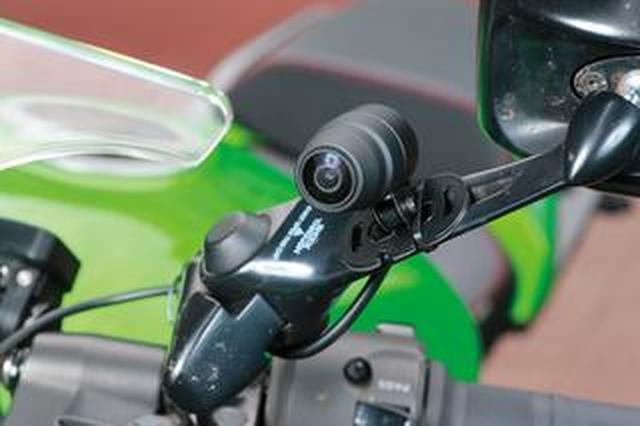 画像: 煽り運転対策に効果てきめん! MITSUBAの「バイク専用ドライブレコーダー」をチェック!