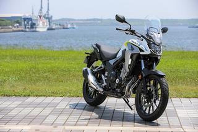 画像: 【国内初試乗】ホンダ「CB500X」をインプレッション! 伸びやかなパワーと足回りが魅力な扱いやすいアドベンチャーバイク