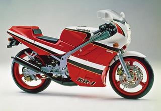 画像: KAWASAKI「KR-1」乾燥重量123kgというクラス最速の軽さを誇ったレーシングパフォーマンス -1988〜1989年-【心に残る日本のバイク遺産】2サイクル250cc史 編
