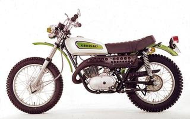 画像: KAWASAKI「250TR」49年前に存在した2スト・デュアルパーパス -1970〜-【心に残る日本のバイク遺産】2サイクル250cc史 編