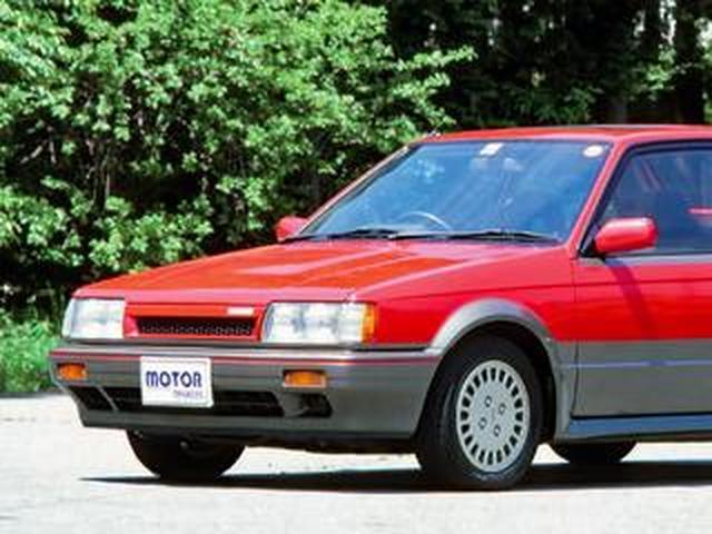 画像: 【昭和の名車 90】マツダ ファミリア 4WDターボ GTーX:昭和60年(1985年)