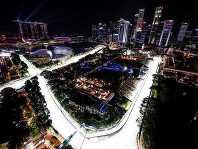 画像: F1シンガポールGP開幕、前2戦とはまったく異なるテクニカルな市街地コース、ホンダに勝機あり【モータースポーツ】
