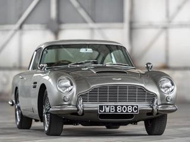 画像: 【FRへの憧憬 13】アストンマーティン DB5は、007が愛した艶やかなスポーツカー