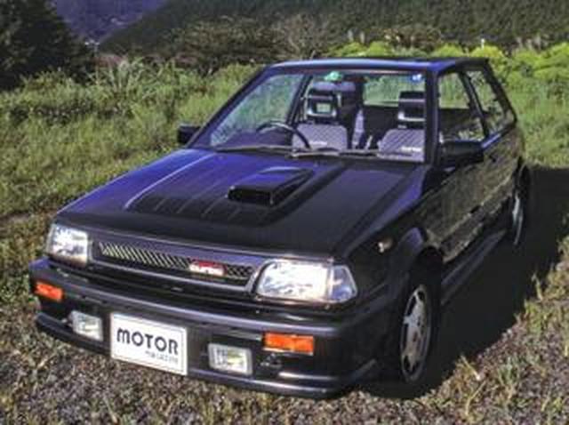 画像: 【昭和の名車 94】トヨタ スターレット ターボ:昭和61年(1986年)