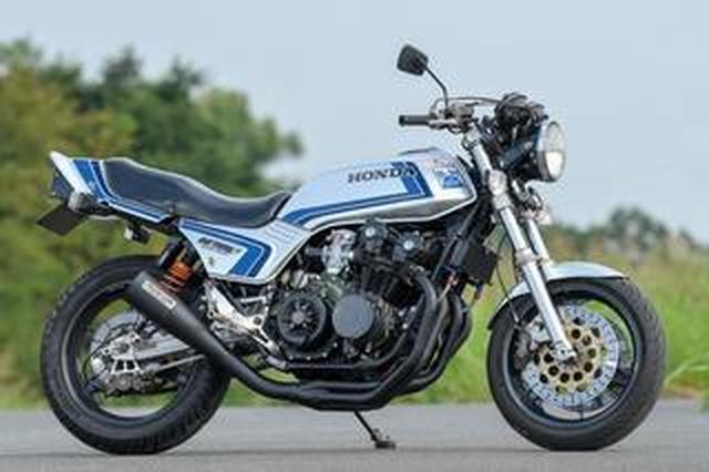 画像: T.T.RモータースCB750F (ホンダCB750F)/リビルドエンジンも加えて快適なスペンサーレプリカを構築#Heritage & Legends