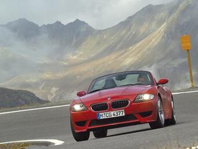 画像: 【BMW Mの系譜10】Z4 Mロードスター/Z4 MクーぺはさすがM社のスポーツカー
