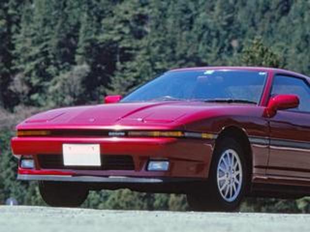 画像: 【昭和の名車 95】トヨタ スープラ 3.0GTターボ:昭和61年(1986年)