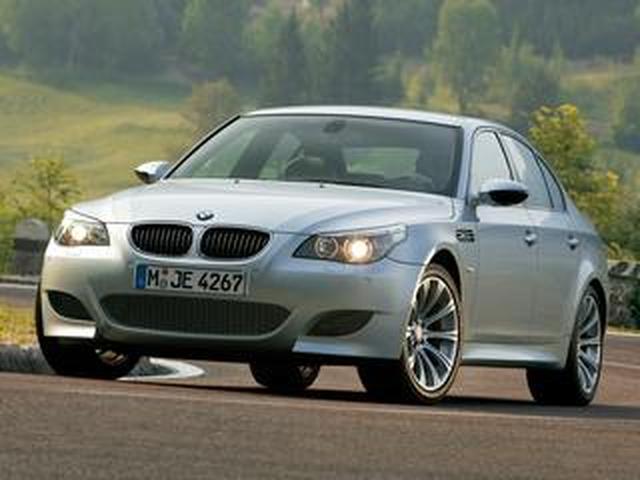 画像: 【BMW Mの系譜9】4代目M5(E60)はF1直系のハイテクマシンだった