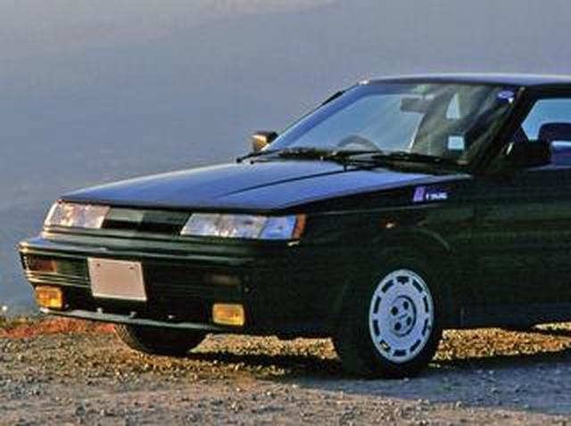 画像: 【昭和の名車 97】日産 サニーRZー1 ツインカムNISMO:昭和61年(1986年)
